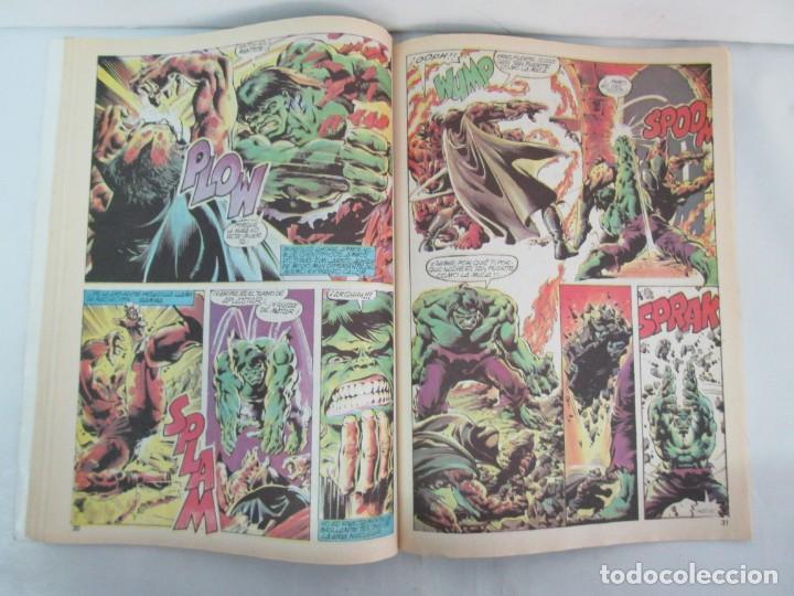 Cómics: THE RAMPAGING HULK. MUNDO COMICS VOL1. Nº 11-12-13-14-15 Y ESPECIAL 2. COMICS VERTICE. VER FOTOS - Foto 53 - 131593954
