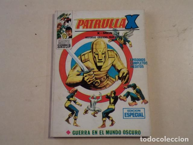 VERTICE - PATRULLA X Nº 15 - GUERRA EN EL MUNDO OSCURO (Tebeos y Comics - Vértice - Patrulla X)