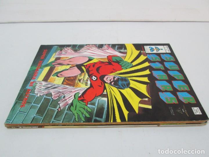 Cómics: SUPER STARS. VOL 1 Nº 1 AL 4. 1978. MUNDI COMICS. EDITORIAL VERTICE. VER FOTOGRAFIAS ADJUNTAS - Foto 4 - 131761362