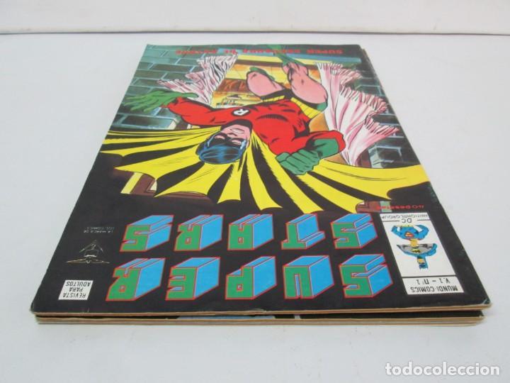 Cómics: SUPER STARS. VOL 1 Nº 1 AL 4. 1978. MUNDI COMICS. EDITORIAL VERTICE. VER FOTOGRAFIAS ADJUNTAS - Foto 5 - 131761362