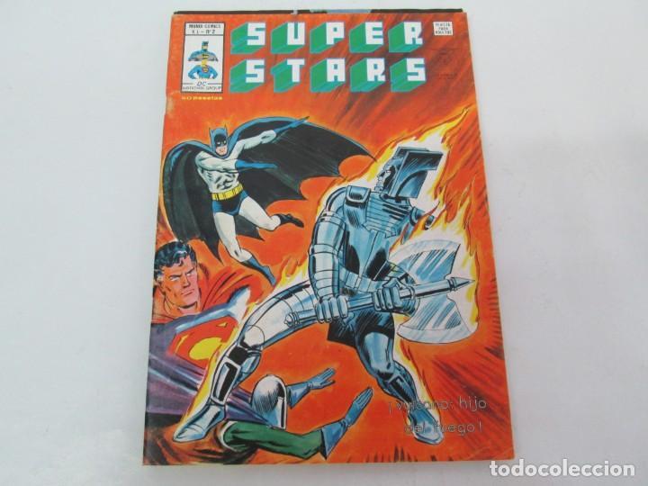 Cómics: SUPER STARS. VOL 1 Nº 1 AL 4. 1978. MUNDI COMICS. EDITORIAL VERTICE. VER FOTOGRAFIAS ADJUNTAS - Foto 11 - 131761362