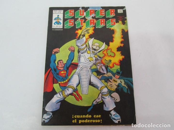 Cómics: SUPER STARS. VOL 1 Nº 1 AL 4. 1978. MUNDI COMICS. EDITORIAL VERTICE. VER FOTOGRAFIAS ADJUNTAS - Foto 17 - 131761362