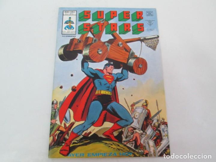 Cómics: SUPER STARS. VOL 1 Nº 1 AL 4. 1978. MUNDI COMICS. EDITORIAL VERTICE. VER FOTOGRAFIAS ADJUNTAS - Foto 23 - 131761362