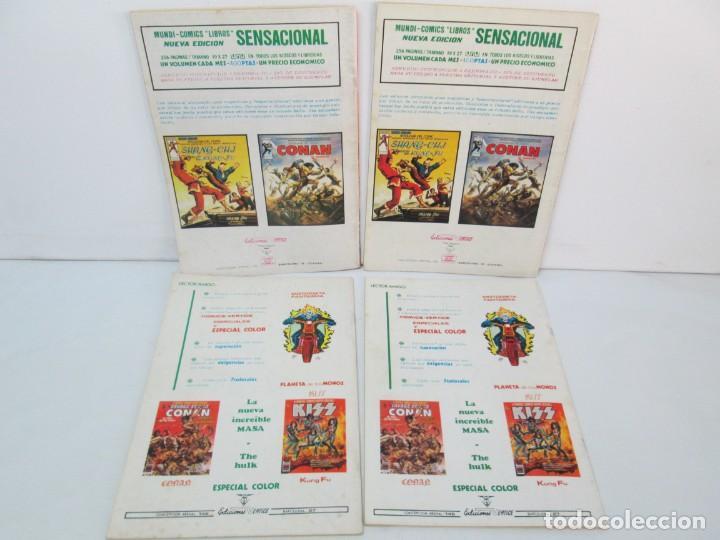 Cómics: SUPER STARS. VOL 1 Nº 1 AL 4. 1978. MUNDI COMICS. EDITORIAL VERTICE. VER FOTOGRAFIAS ADJUNTAS - Foto 29 - 131761362