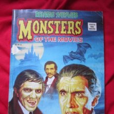 Cómics: RELATOS SALVAJES MONSTERS OF THE MOVIES Nº 46 VOL 1 MUNDICOMICS VERTICE MARVEL 1977. Lote 131913306