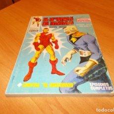 Cómics: EL HOMBRE DE HIERRO V.1 Nº 2. Lote 131915486