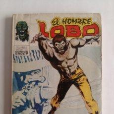 Cómics: EL HOMBRE LOBO N° 2. VOL. 1. VERTICE. Lote 132041979