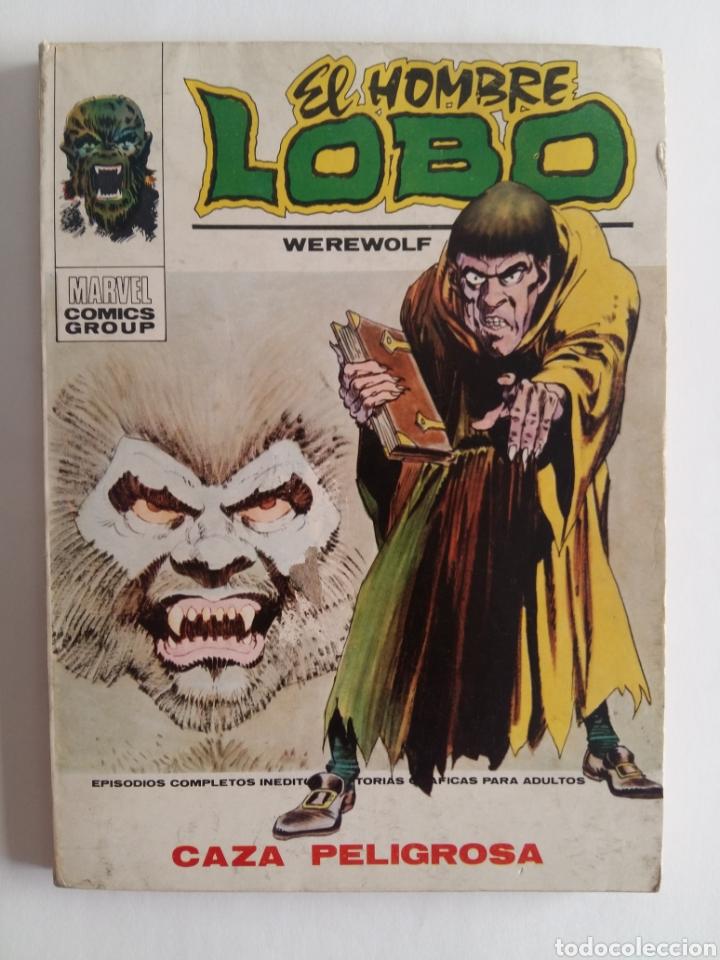 EL HOMBRE LOBO N° 3. VOL. 1. VERTICE (Tebeos y Comics - Vértice - V.1)