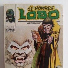 Cómics: EL HOMBRE LOBO N° 3. VOL. 1. VERTICE. Lote 132042277