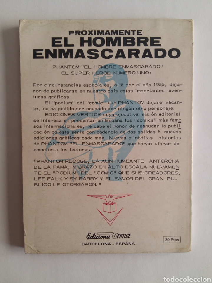 Cómics: EL HOMBRE LOBO N° 3. VOL. 1. VERTICE - Foto 2 - 132042277