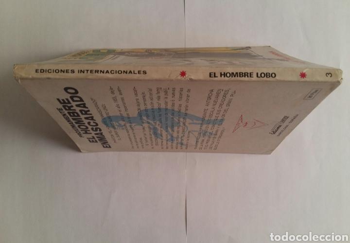 Cómics: EL HOMBRE LOBO N° 3. VOL. 1. VERTICE - Foto 3 - 132042277