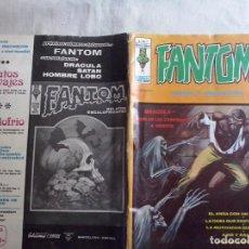 Cómics: TEBEOS Y COMICS: FANTOM Nº 7- VOL 2 (ABLN). Lote 132348814