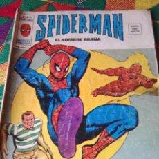 Cómics: SPIDERMAN EL HOMBRE ARAÑA V. 3 Nº 10 (VOLUMEN 3 DE MUNDI COMICS VÉRTICE) CONTRA EL ESCORPIÓN. Lote 132386022