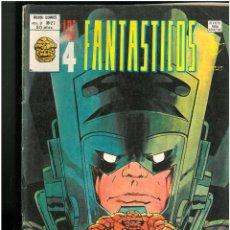 Comics : LOS 4 FANTASTICOS Nº 27. VOLUMEN 3. C-27. Lote 132390118