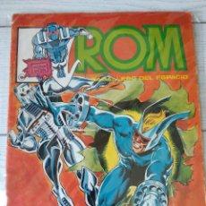 Cómics: (RARO) ROM CABALLERO DEL ESPACIO #8, SURCO-VERTICE 1983, MBE. Lote 132400022