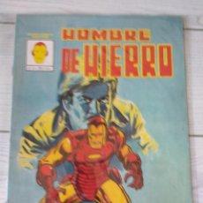 Cómics: (IRON MAN)HOMBRE DE HIERRO #1, VERTICE 1981, MBE. Lote 132402202