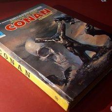 Cómics: CONAN ANTALOGIA DEL COMIC 8 VERTICE. Lote 132449221