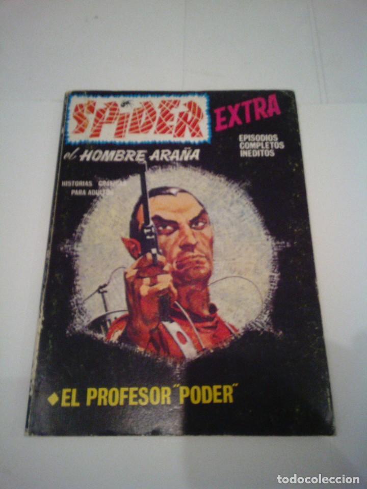 SPIDER - VERTICE - EL HOMBRE ARAÑA - VOLUMEN 1 - VERTICE - NUMERO 7 - MBE - GORBAUD - CJ 88 (Tebeos y Comics - Vértice - Fleetway)