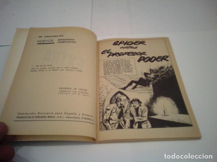 Cómics: SPIDER - VERTICE - EL HOMBRE ARAÑA - VOLUMEN 1 - VERTICE - NUMERO 7 - MBE - GORBAUD - CJ 88 - Foto 3 - 132506370
