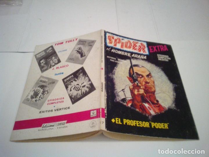 Cómics: SPIDER - VERTICE - EL HOMBRE ARAÑA - VOLUMEN 1 - VERTICE - NUMERO 7 - MBE - GORBAUD - CJ 88 - Foto 6 - 132506370