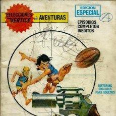 Cómics: SELECCIONES VERTICE DE AVENTURAS Nº 79 - ASESINOS EN EL ESTADIO - VERTICE 1970 - RARO, VER DESCRIP.. Lote 132513038