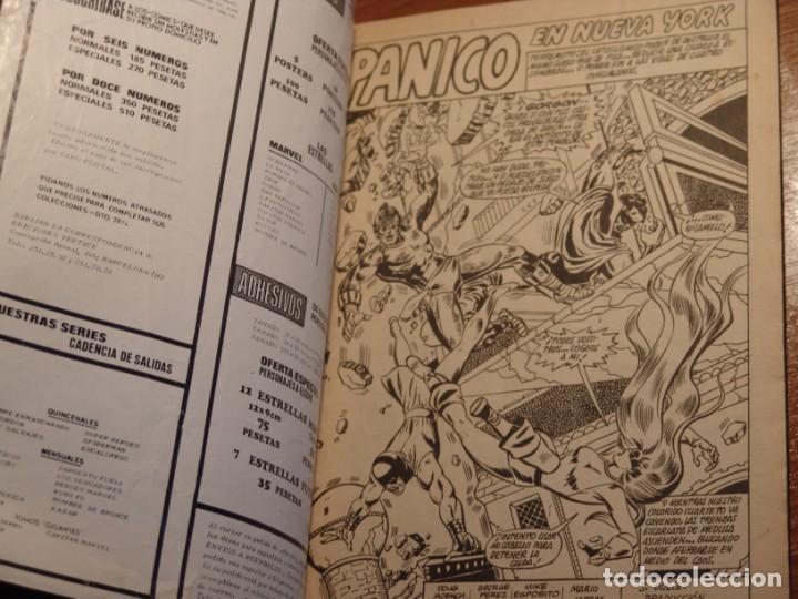 Cómics: Inhumanos Selecciones Marvel Vol1 Marvel Vertice Nº2 grapa - Foto 3 - 132595454