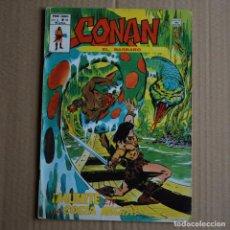 Cómics: CONAN EL BARBARO, Nº 33. MUNDI COMICS, VERTICE, VOL. 2. LITERACOMIC. C1.. Lote 132659834