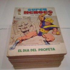 Cómics: SUPER HEROES - VERTICE - VOLUMEN 1 - COLECCION COMPLETA - MUY BUEN ESTADO - CJ 37 - GORBAUD. Lote 132704442