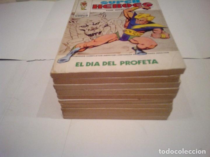 Cómics: SUPER HEROES - VERTICE - VOLUMEN 1 - COLECCION COMPLETA - MUY BUEN ESTADO - CJ 37 - GORBAUD - Foto 3 - 132704442