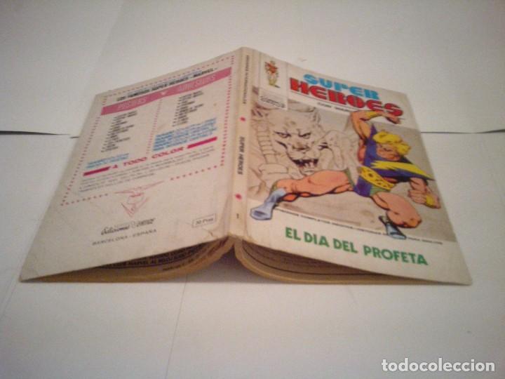 Cómics: SUPER HEROES - VERTICE - VOLUMEN 1 - COLECCION COMPLETA - MUY BUEN ESTADO - CJ 37 - GORBAUD - Foto 6 - 132704442