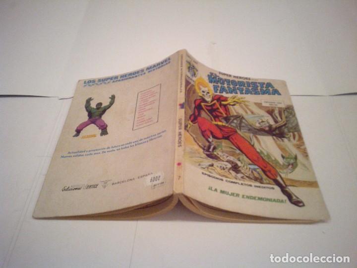 Cómics: SUPER HEROES - VERTICE - VOLUMEN 1 - COLECCION COMPLETA - MUY BUEN ESTADO - CJ 37 - GORBAUD - Foto 12 - 132704442