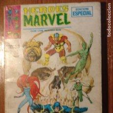 Cómics: LOS INHUMANOS COLECCION HEROES MARVEL VOL.1 DE MARVEL VERTICE Nº6 EN TACO. Lote 132741602