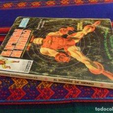 Cómics: VÉRTICE VOL. 1 EL HOMBRE DE HIERRO Nº 1. 1969. 25 PTS. EL INVENCIBLE HOMBRE DE HIERRO. DIFÍCIL.. Lote 132794926