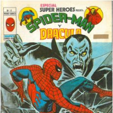Comics : ESPECIAL SUPER HEROES. Nº 12. SPIDERMAN. VOLUMEN 2. C-28. Lote 133026870