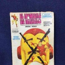 Cómics: EL HOMBRE DE HIERRO IRON MAN 9 EL RELEVO DEL HOMBRE DE HIERRO ED VERTICE. Lote 133080566