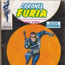 Cómics: COMIC COLECCION CORONEL FURIA VOL. 1 Nº 2. Lote 133086078