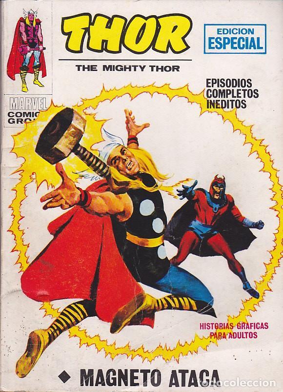 COMIC COLECCION THOR VOL.1 Nº 13 (Tebeos y Comics - Vértice - Thor)