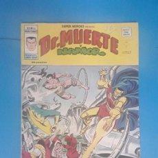 Cómics: SUPER HEROES V2 VÉRTICE. Lote 133096730