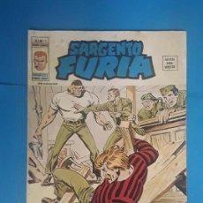 Cómics: SARGENTO FURIA V2 VÉRTICE. Lote 133096946