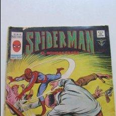 Cómics: SPIDERMAN. EL HOMBRE ARAÑA. ¡PÁNICO EN LA PRISIÓN! - V 3. Nº 46 - 1978 - VÉRTICE CS139. Lote 133102010