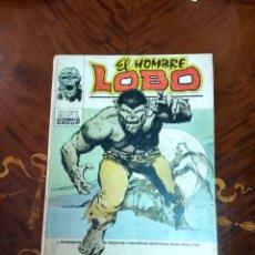 Cómics: EL HOMBRE LOBO VERTICE TACO VOL. 1. Lote 133148986