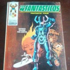 Cómics: LOS 4 FANTASTICOS - VOL.1 - Nº.37 - VERTICE - EL MICROUNIVERSO - MBE. Lote 133151862