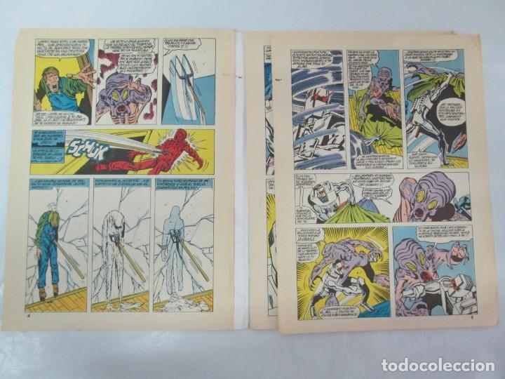 Cómics: ROM CABALLERO DEL ESPACIO. MUNDI COMICS. Nº6. EDICIONES SURCO 1983. VER FOTOGRAFIAS ADJUNTAS - Foto 2 - 133216582