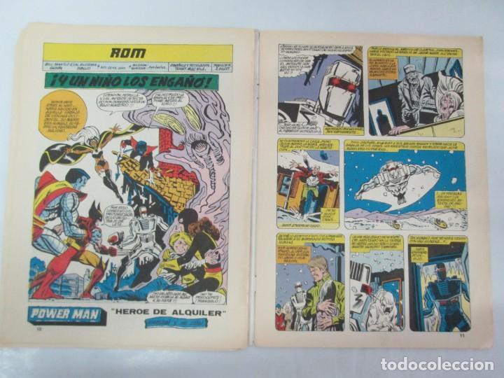 Cómics: ROM CABALLERO DEL ESPACIO. MUNDI COMICS. Nº6. EDICIONES SURCO 1983. VER FOTOGRAFIAS ADJUNTAS - Foto 3 - 133216582