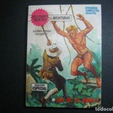 Cómics: SELECCIONES VERTICE (1968, VERTICE) 21 · 1968 · JAK DE LA JUNGLA *** DIFICIL***. Lote 133243174