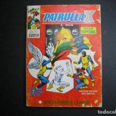 Cómics: PATRULLA X (1969, VERTICE) 9 · 1969 · CONTRA DOMINUS Y LUCIFER. Lote 133322246