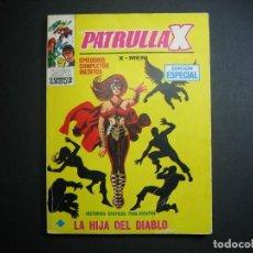 PATRULLA X (1969, VERTICE) 22 · 1969 · LA HIJA DEL DIABLO