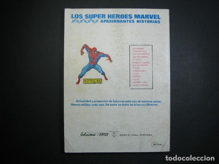 Cómics: SUPER HEROES (1973, VERTICE) 10 · VII-1974 · MONSTROIDE, EL IRRESISTIBLE - Foto 2 - 133404310