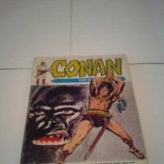 Cómics: CONAN EL BARBARO - VERTICE - VOLUMEN 1 - NUMERO 6 - MBE - CJ 92 - GORBAUD. Lote 133435818