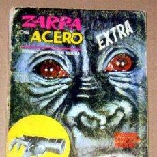 Cómics: ZARPA DE ACERO EXTRA 5 LA MARCHA DE LOS GORILAS 128 PAG. AÑO 1966 VERTICE BUEN ESTADO. Lote 133458070